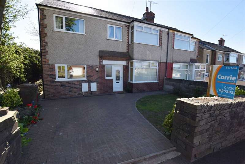 3 Bedrooms Property for sale in Greystone Lane, Dalton In Furness, Cumbria