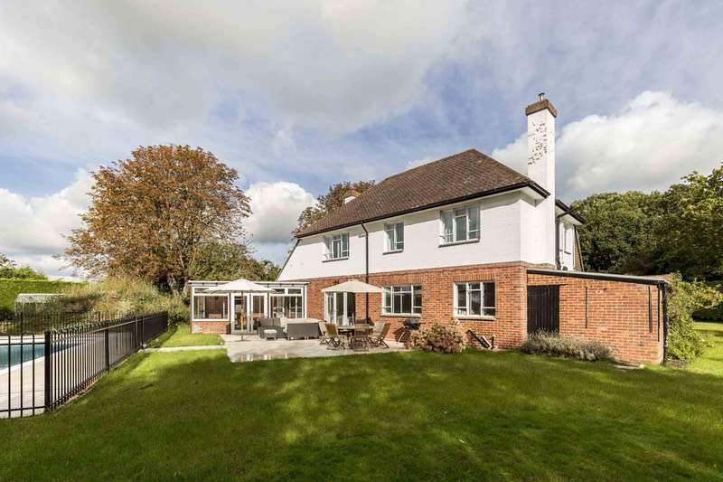 4 Bedrooms Detached House for sale in Itchenor Green, Chichester, West Sussex, PO20