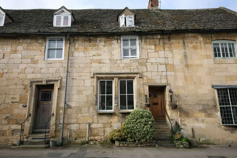 3 Bedrooms Terraced House for sale in Gloucester Street, Cheltenham, Gloucestershire, GL54