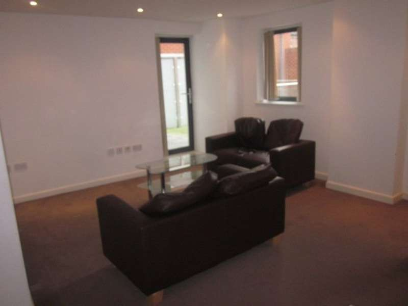 2 Bedrooms Apartment Flat for rent in Cymberline House, Shakespeare Street