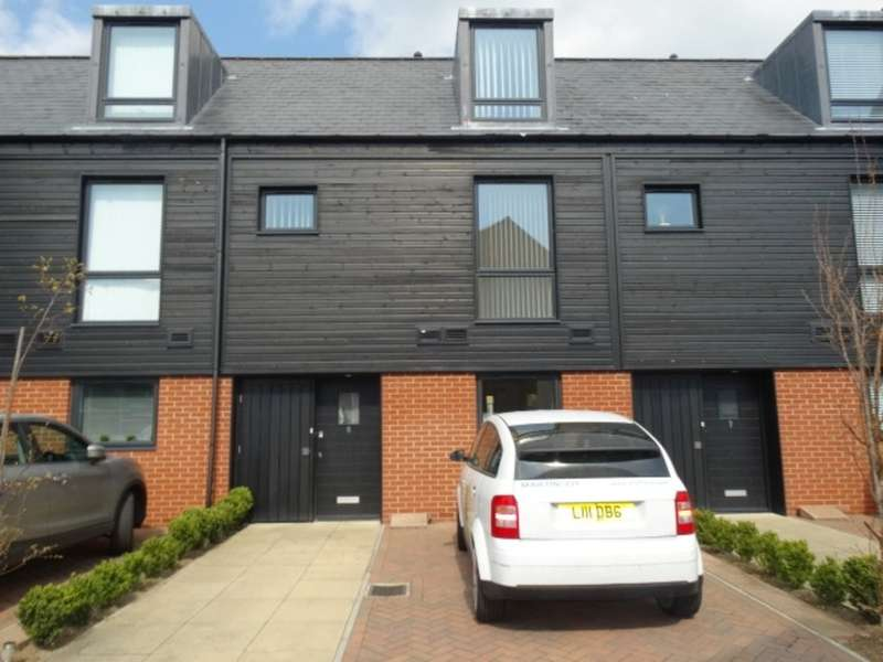 4 Bedrooms Town House for sale in Anchor Close, Shoeburyness