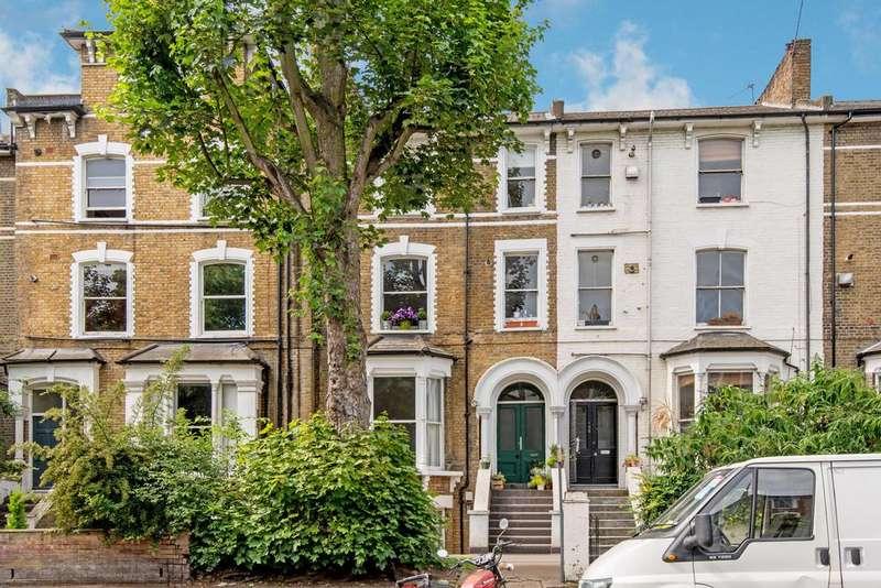 2 Bedrooms Flat for sale in Amhurst Road, Hackney, London E8