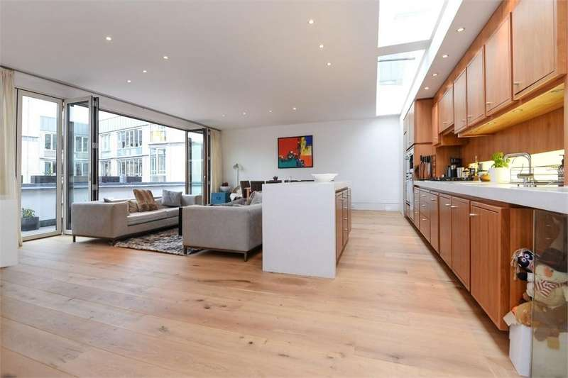 2 Bedrooms Flat for sale in Bermondsey Street, London Bridge, SE1