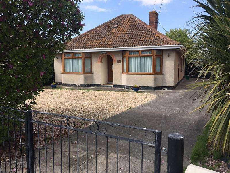 4 Bedrooms Detached Bungalow for sale in Parsonage Road, Berrow