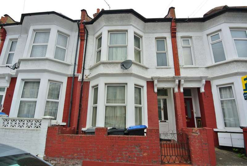 3 Bedrooms Terraced House for sale in Gowan Road, Willesden Green NW10