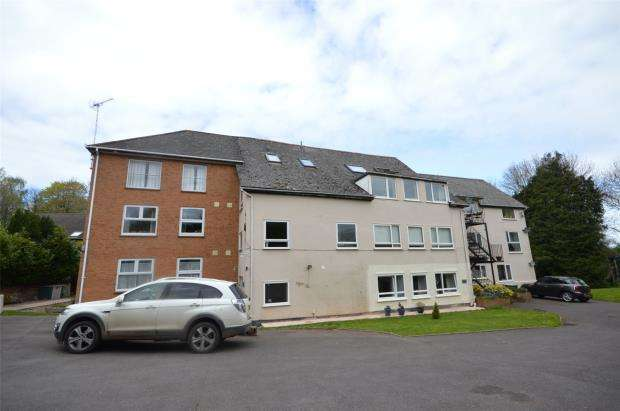 2 Bedrooms Flat for sale in Marsh Mill Court, Newton St. Cyres, Exeter, Devon