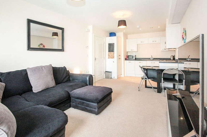 1 Bedroom Flat for sale in Midland Road, Hemel Hempstead, HP2
