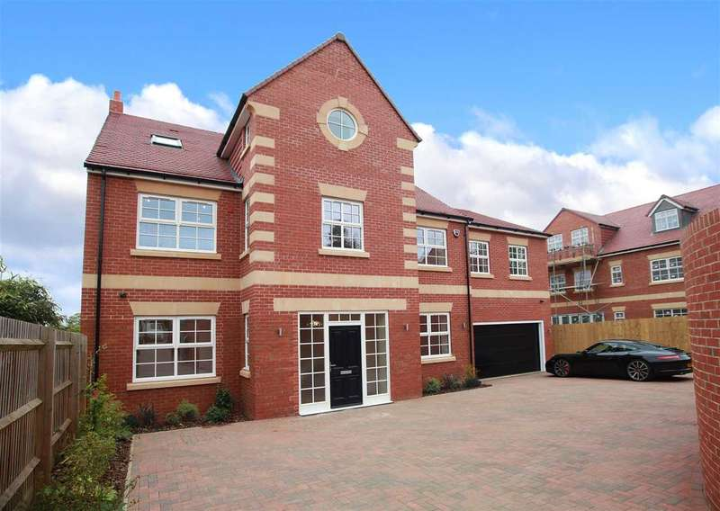 6 Bedrooms Detached House for sale in Hatton Park Road, Wellingborough, NN8 5AH
