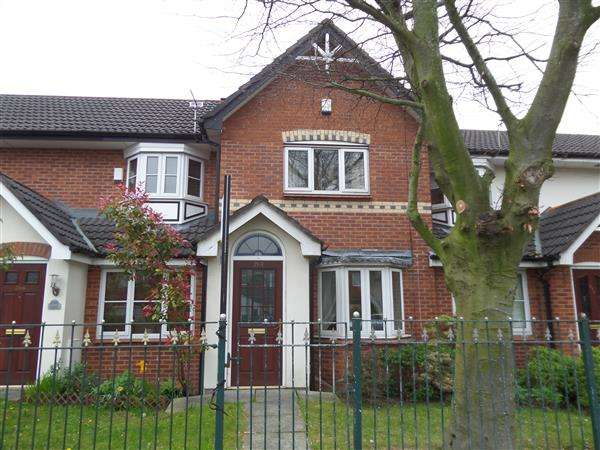2 Bedrooms Town House for sale in St Marys Road, Manchester