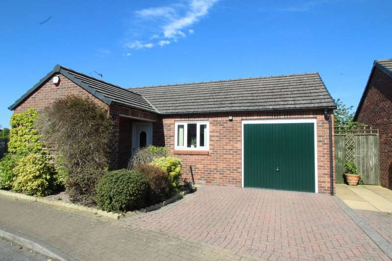 2 Bedrooms Detached Bungalow for sale in Robert Chance Gardens, Carlisle, CA2