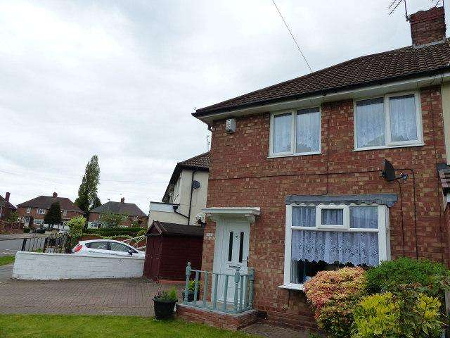 3 Bedrooms Semi Detached House for sale in Gretton Road,Erdington,Birmingham