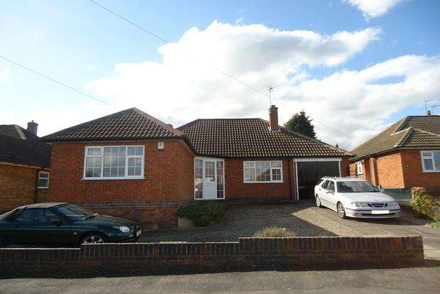 4 Bedrooms Detached Bungalow for sale in Andrew Road, Anstey, Leicester, LE7