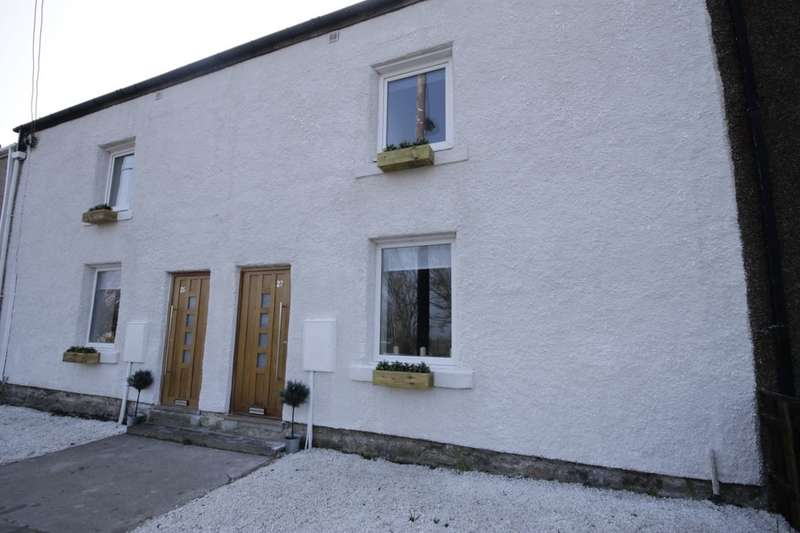 2 Bedrooms Property for sale in Bradley Cottages, Leadgate, Consett, DH8
