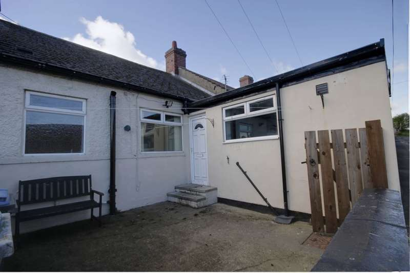 2 Bedrooms Bungalow for sale in Second Street Bradley Bungalows, Consett, DH8