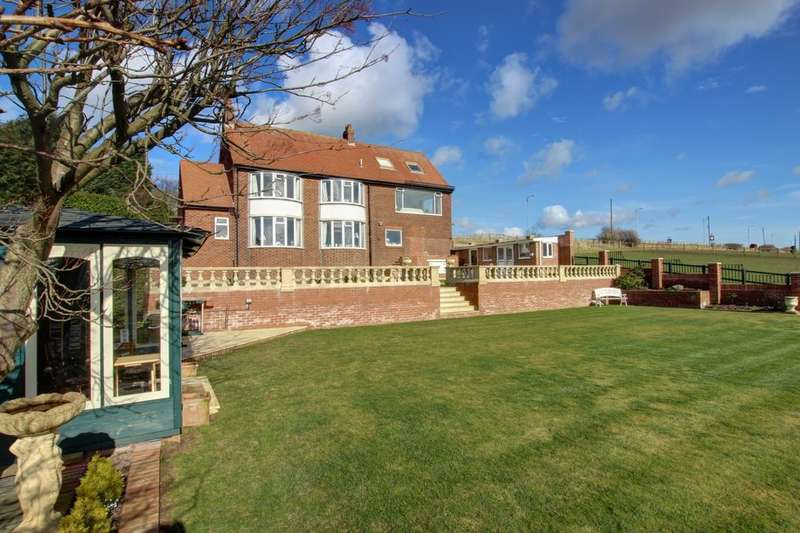3 Bedrooms Detached House for sale in The Gables Sunderland Road, Newbottle, Houghton Le Spring, DH4