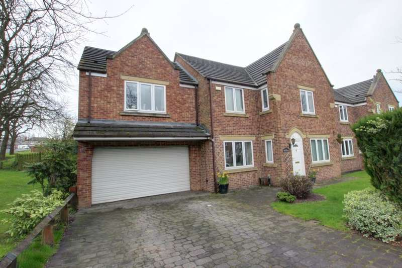 5 Bedrooms Detached House for sale in Thistlecroft, Houghton Le Spring, DH5