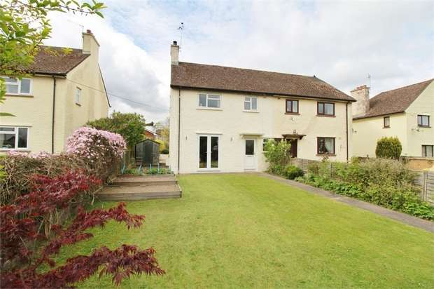 3 Bedrooms Semi Detached House for sale in Berthon Road, Little Mill, PONTYPOOL, Monmouthshire