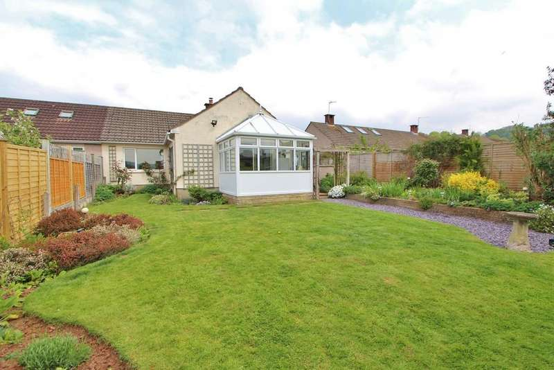 3 Bedrooms Semi Detached Bungalow for sale in Lovely extended bungalow in central Wrington