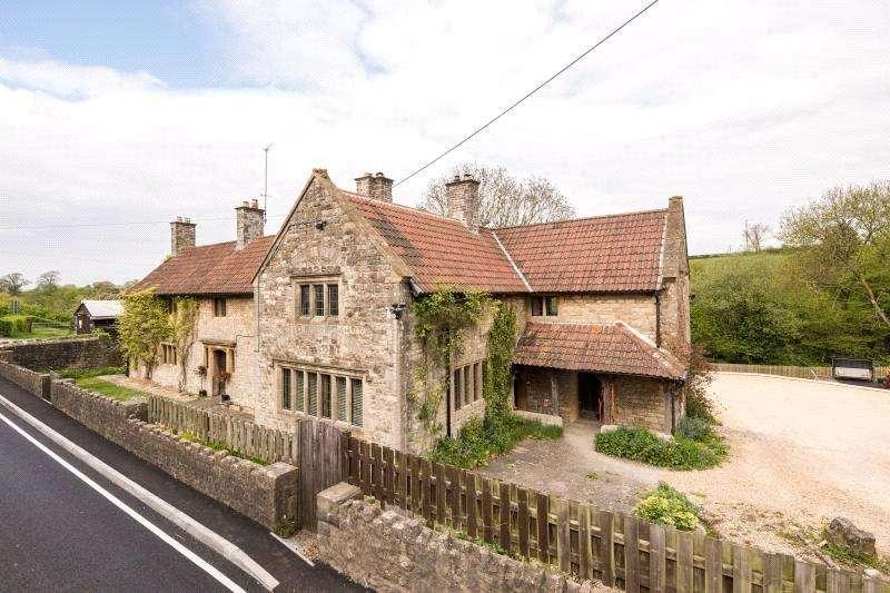 5 Bedrooms Detached House for sale in Barrow Street, Barrow Gurney, Bristol, Somerset, BS48