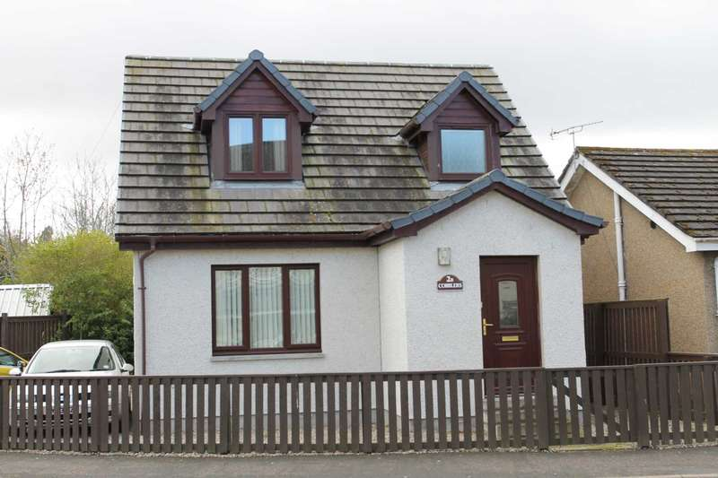 2 Bedrooms Detached House for sale in Bruce Avenue, Inverness