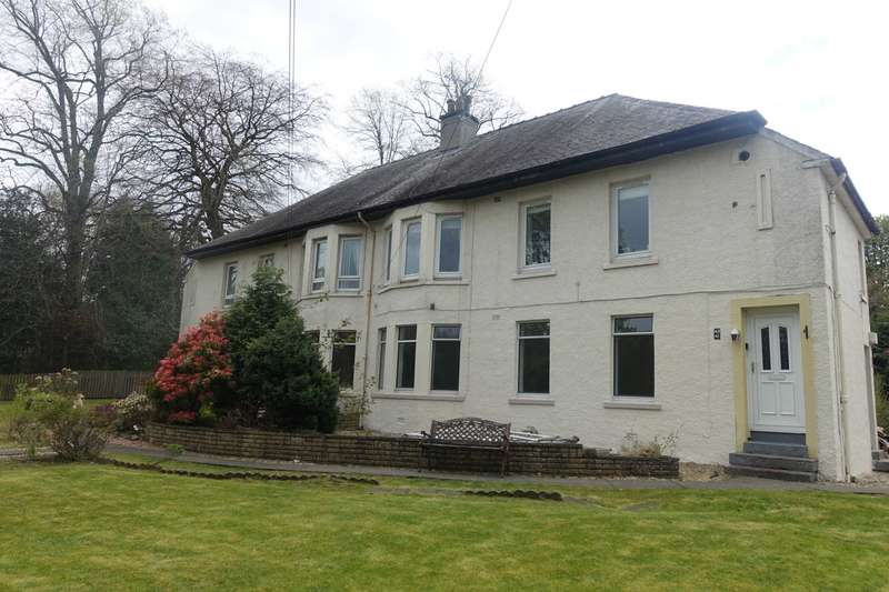 3 Bedrooms Cottage House for sale in Houston Road, Johnstone