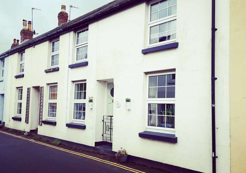 2 Bedrooms Terraced House for sale in Myrtle Cottages, Aveton Gifford