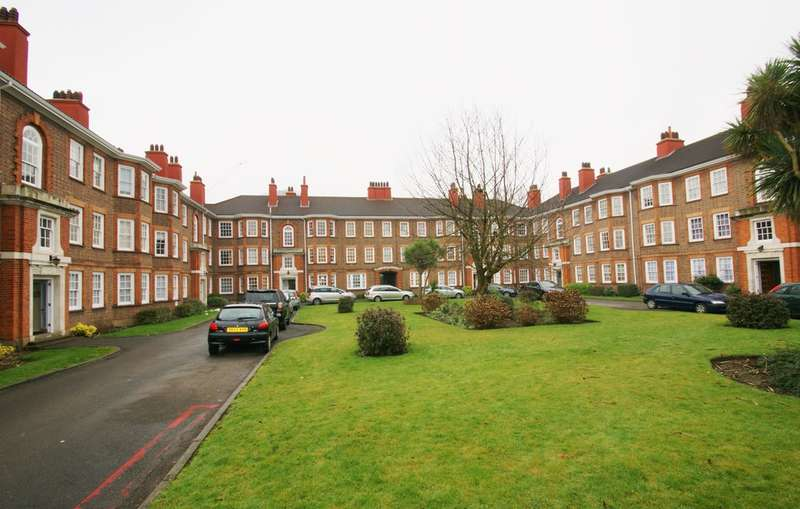 2 Bedrooms Flat for sale in Perryn House, Acton