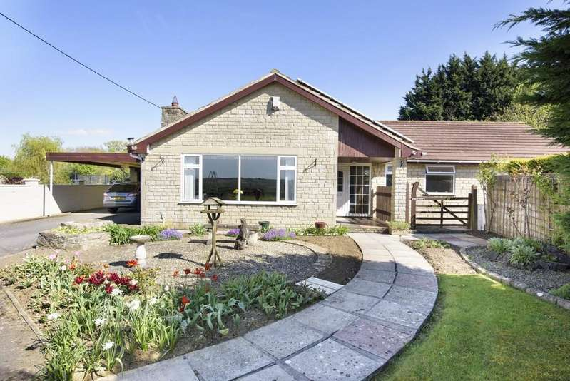 4 Bedrooms Detached Bungalow for sale in Marston Lane, Frome