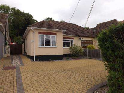 2 Bedrooms Bungalow for sale in Benfleet, Essex, Uk
