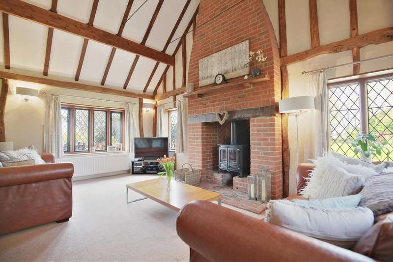 5 Bedrooms Detached House for sale in Fox Road, Mashbury
