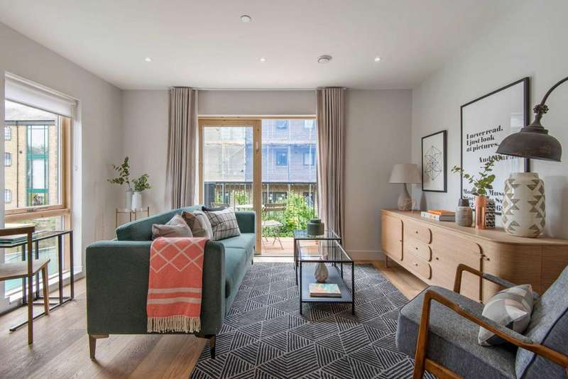 4 Bedrooms House for sale in Bow Wharf, E3