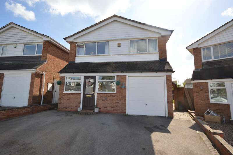 3 Bedrooms Detached House for sale in Callan Close, Narborough, Leicester, LE19 3FH