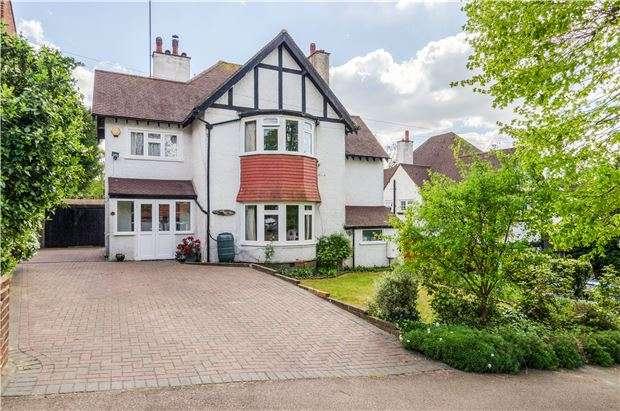 5 Bedrooms Detached House for sale in Burcott Road, PURLEY, Surrey, CR8 4AA