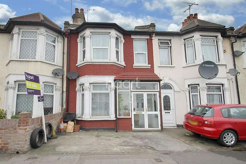 4 Bedrooms Terraced House for sale in Ley Street, Ilford, Essex