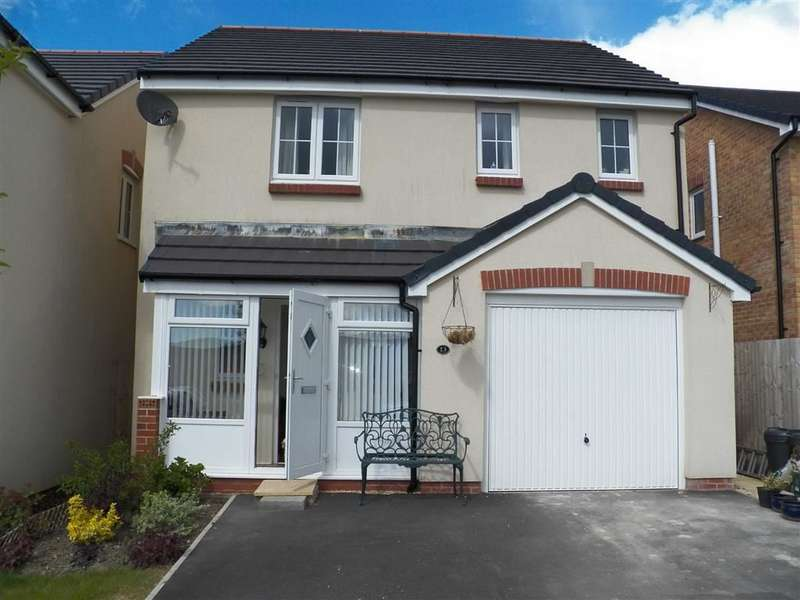 3 Bedrooms Detached House for sale in Allt Y Sgrech, Kidwelly