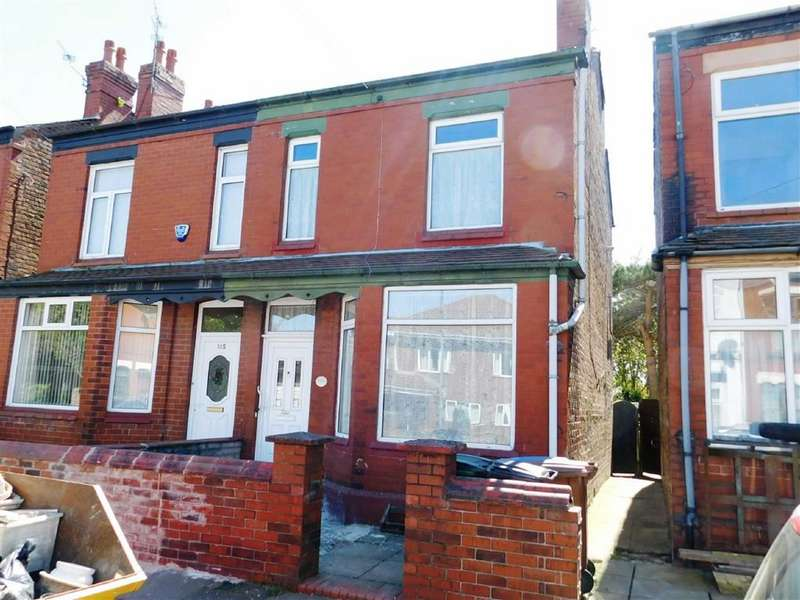 3 Bedrooms Property for sale in Petersburg Road, Edgeley, Stockport