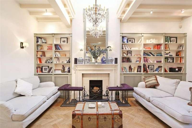 2 Bedrooms Mews House for sale in Stratford Road, Kensington, London, W8