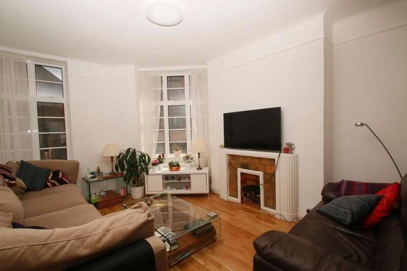 3 Bedrooms Flat for sale in London W1H