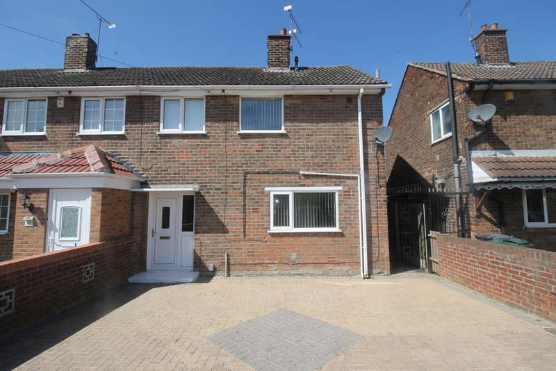 3 Bedrooms End Of Terrace House for sale in Burnham Grove, Scawthorpe, Doncaster