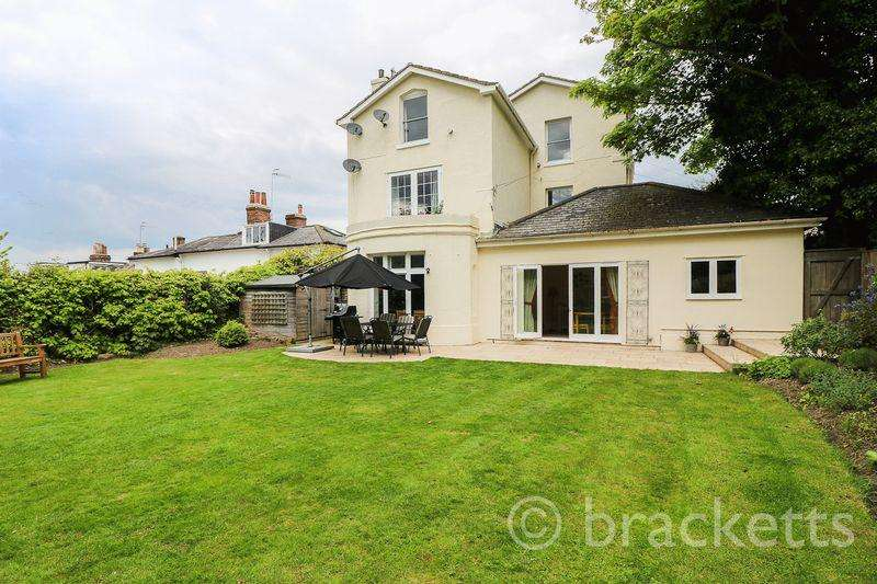 2 Bedrooms Apartment Flat for sale in Grove Hill Road, Tunbridge Wells