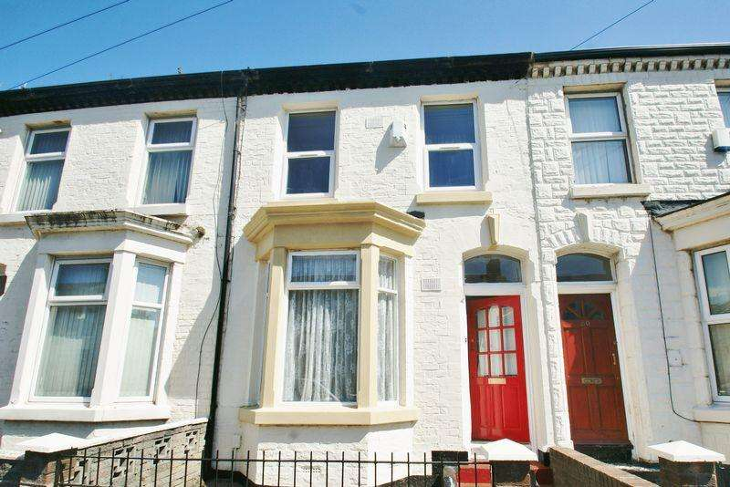 2 Bedrooms Terraced House for sale in Roxburgh Street, Liverpool