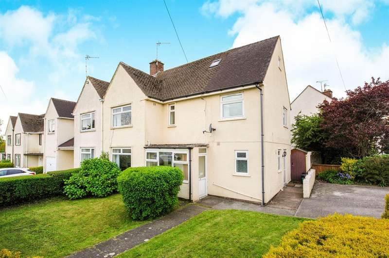 5 Bedrooms Semi Detached House for sale in St Davids Crescent, Penarth