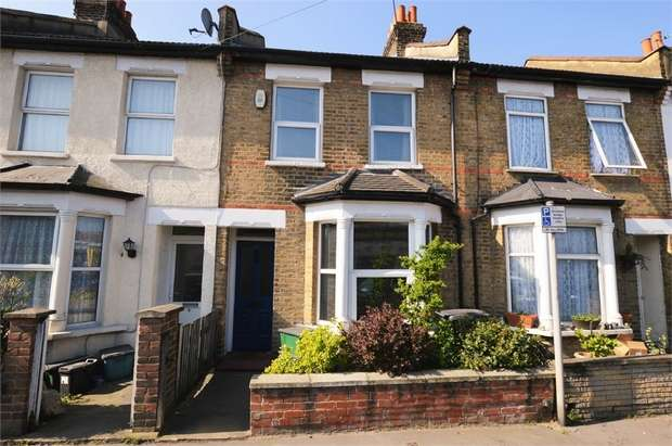 3 Bedrooms Terraced House for sale in Hampton Road, Croydon