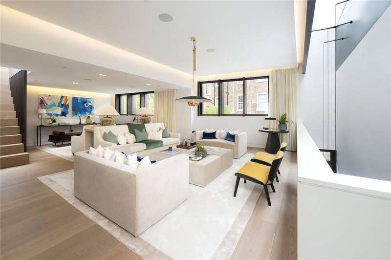 5 Bedrooms Terraced House for sale in Princedale Road, London, W11