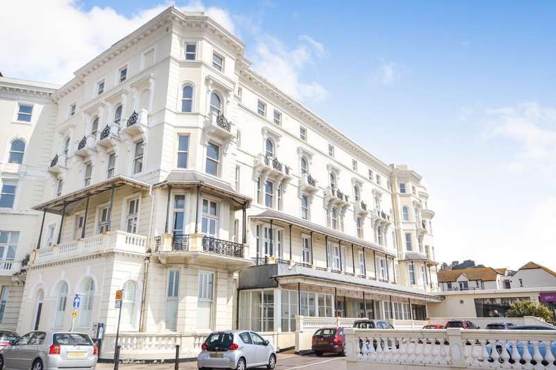 2 Bedrooms Flat for sale in Queens Apartments, Robertson Terrace, Hastings, TN34
