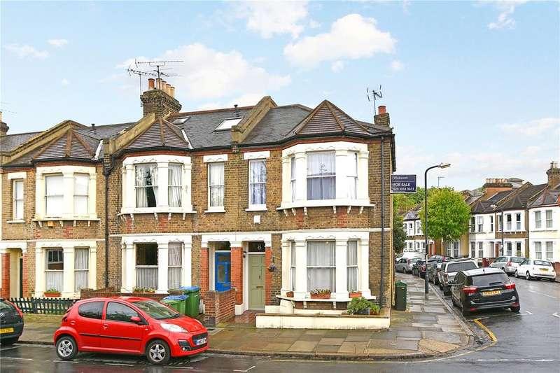 3 Bedrooms End Of Terrace House for sale in Tuskar Street, Greenwich, London