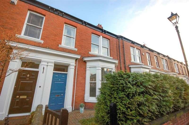 4 Bedrooms Terraced House for sale in Valebrooke Avenue, Ashbrooke, Sunderland