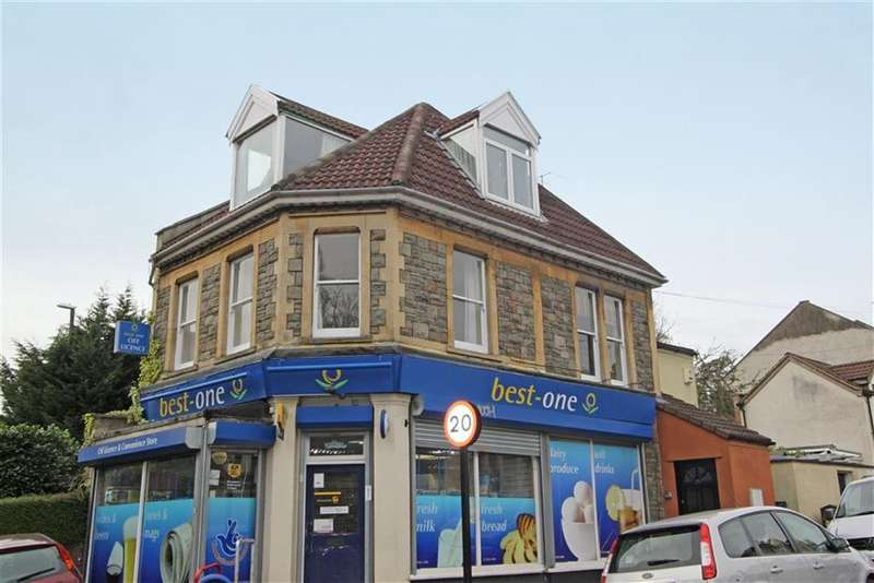 2 Bedrooms Maisonette Flat for sale in Winchester Road, Brislington, Bristol
