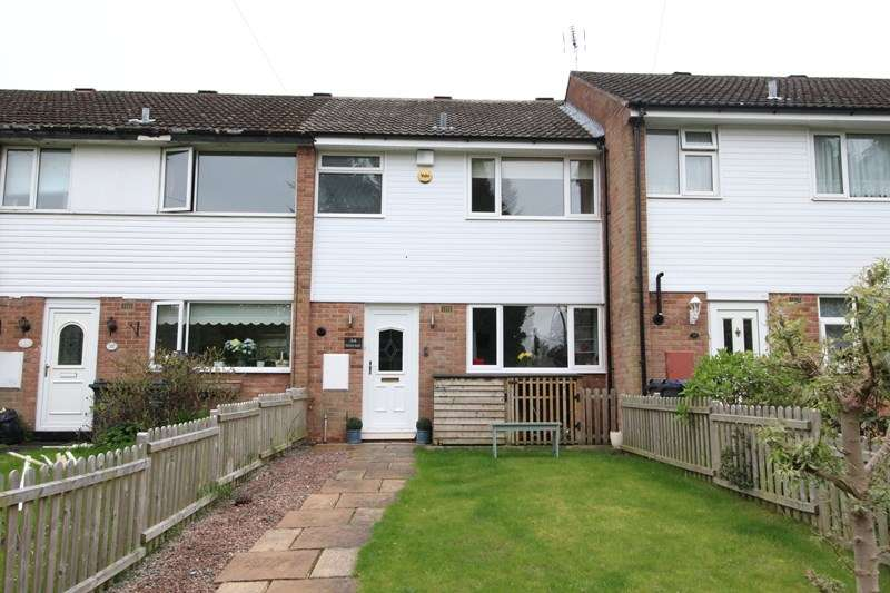 3 Bedrooms Terraced House for sale in Grosvenor Square, Hall Green, Birmingham