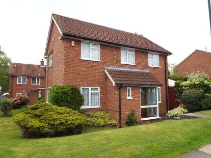4 Bedrooms Link Detached House for sale in St. Denis Road, Birmingham, West Midlands